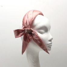 'Nan' Silk Vintage Hairband Tutorial Kit